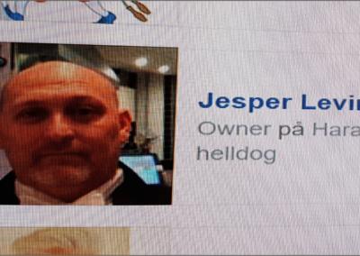 Jesper Levin